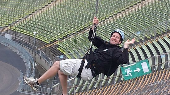 Flying Fox : Great time