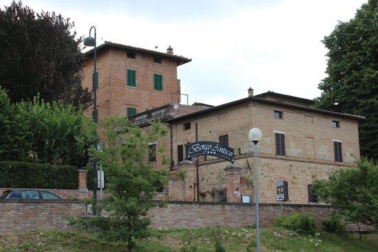 Borgo Antico : Hôtel