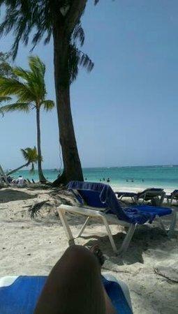 Vista Sol Punta Cana: la rica playa