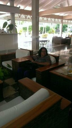 Vista Sol Punta Cana : lobby del hotel