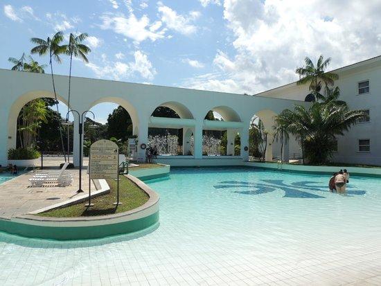 Tropical Manaus Ecoresort : Piscina principal