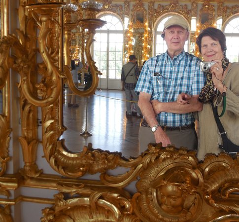 SPB Tours : Sullivans at Catherine Palace