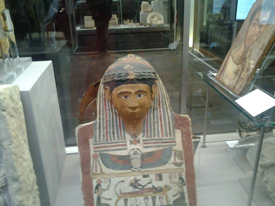 Musée égyptologique de Turin : museu Egipcio