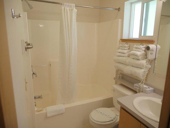 Ocean Suites: Bathroom