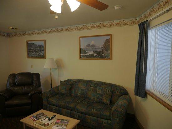 Ocean Suites: Main room
