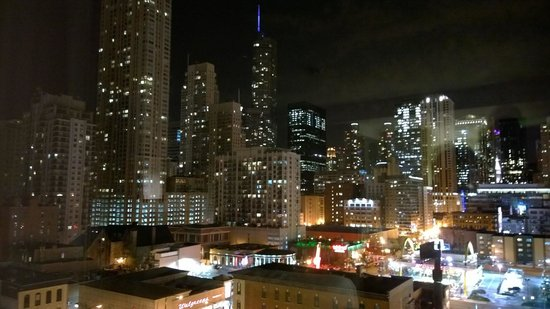 The Godfrey Hotel Chicago: what a view