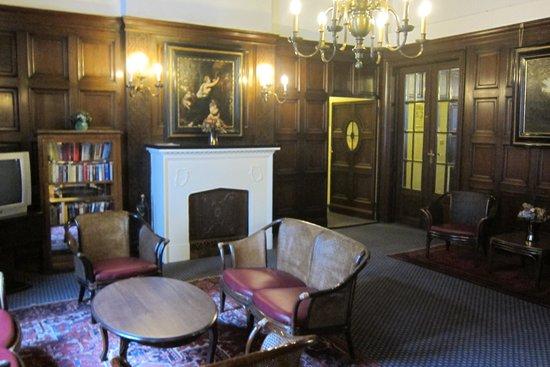 Atlanta Hotel: Lounge