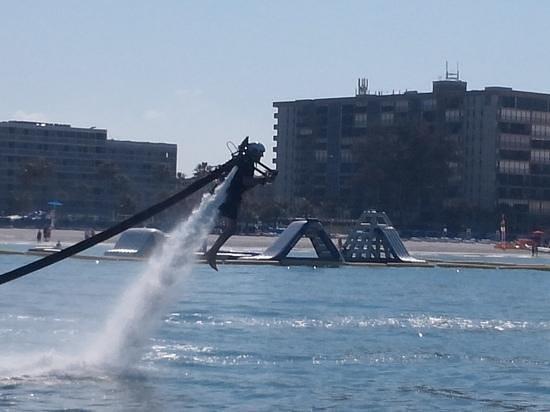 TradeWinds Island Grand Resort : So Cool Jet lev!