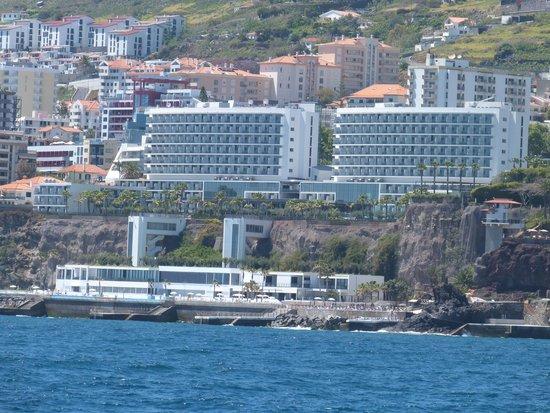 VidaMar Resort Hotel Madeira: les différents batiments