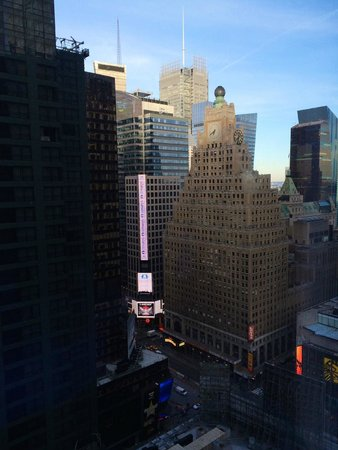 Hyatt Centric Times Square New York: View