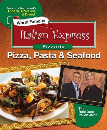 Italian Express Pizzeria : The Real Deal Italian Joint
