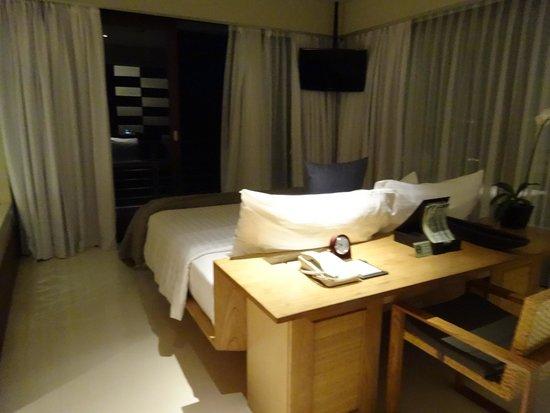 The Haven Bali : Main Bedroom