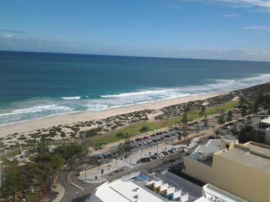 Rendezvous Hotel Perth Scarborough: fantastic view