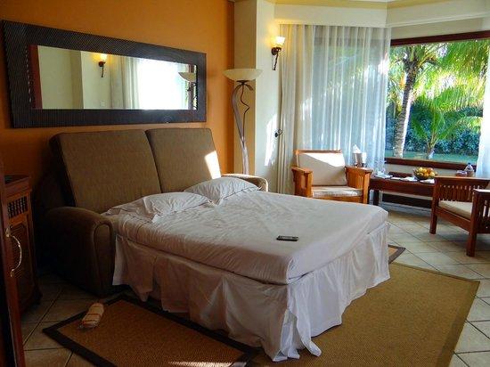 Beachcomber Dinarobin Hotel Golf & Spa: Habitación bungalow