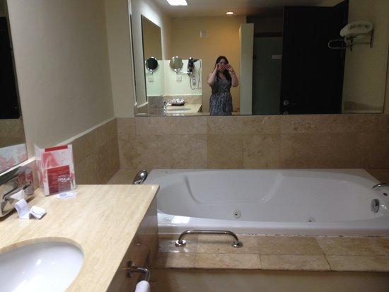 Grand Palladium Lady Hamilton Resort Spa Standard Bathroom