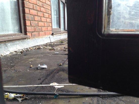 Britannia Country House Hotel & Spa: The ashtray!