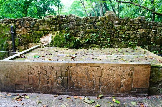 National Park of Palenque: Representações