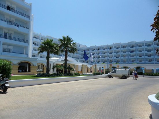 Mitsis Grand Hotel : Ξενοδοχείο
