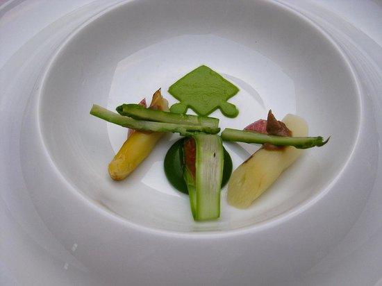 "Zaranda : the asparagus ""puzzle"""