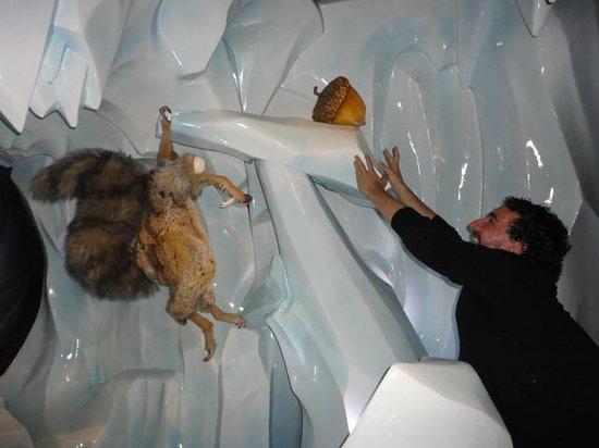 Grevin Museum: A era do gelo