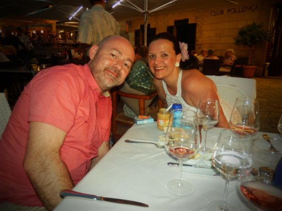 Restaurant il Giardino : Lovely setting, very romantic