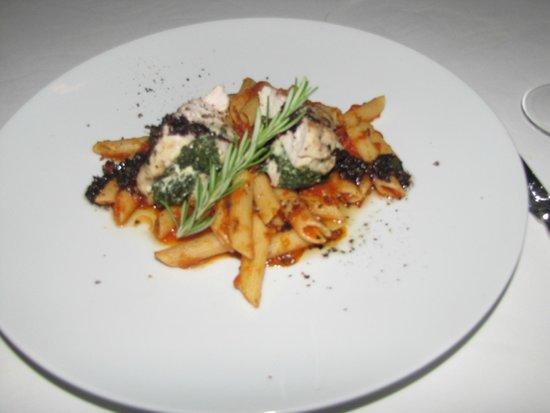 La Terrasse au Palais Faraj Suites & Spa: Food