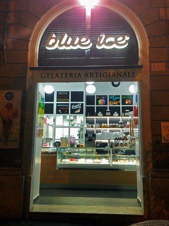 Gelateria Blue Ice