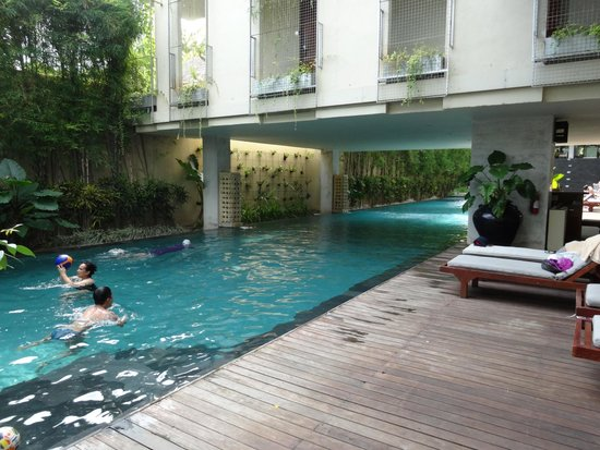 The Haven Bali: Pool