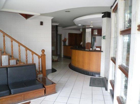 Hotel Real: portaria