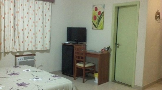 Hotel Pousada Valparaíso : apartamento