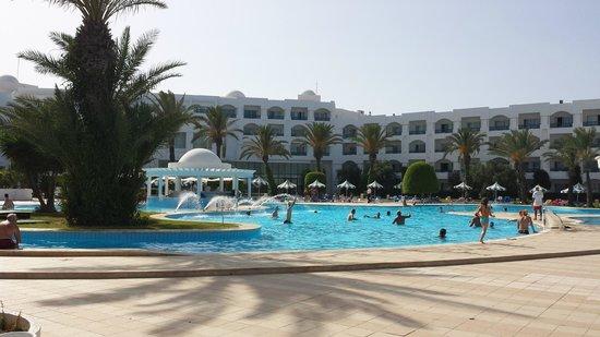 Mahdia Palace Thalasso: piscine