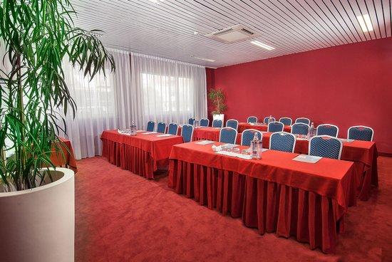 Sala riunioni Hotel Mediterraneo