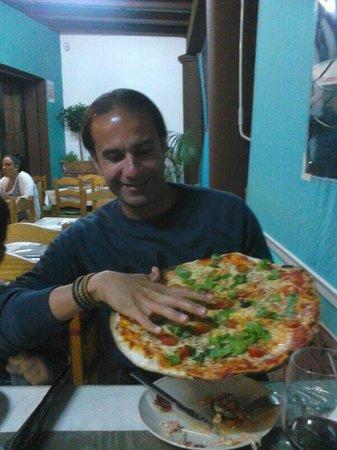 Taberna Pizzeria La Cobija: La mejor