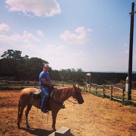 Twin Elm Guest Ranch : Trail rides are so fun!