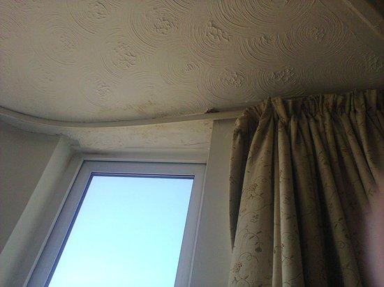 Ashlea House: useless curtains