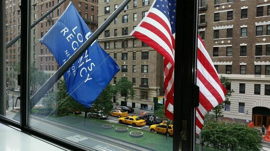 Loews Regency New York Hotel: A Room with a View