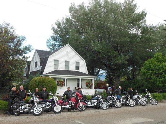 "The Jeffers Inn: The ""gang"""