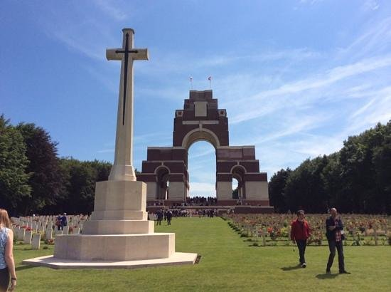 Mémorial de Thiepval : great place to pay your respects