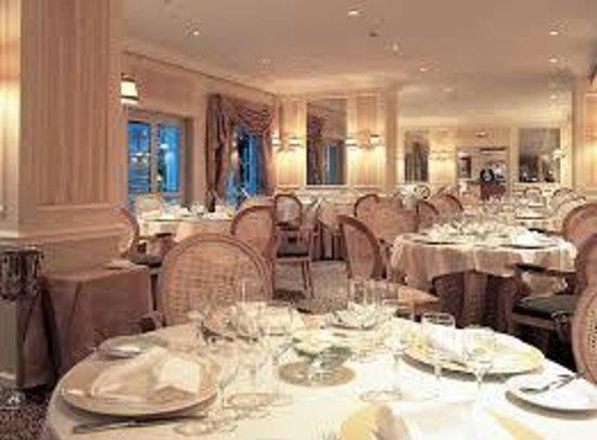 Dom Pedro I Palace Hotel: comedor