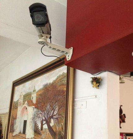 Hotel Aconcagua: Amplio Comedor/Desayunador/Camaras de seguridad 24hs