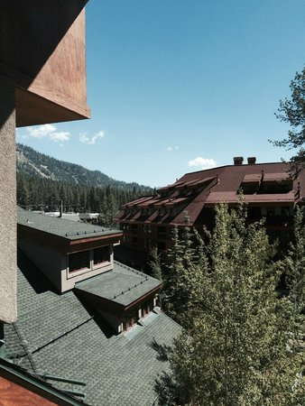 Grand Residences by Marriott, Tahoe - 1 to 3 bedrooms & Pent.: View from inside the Hotel