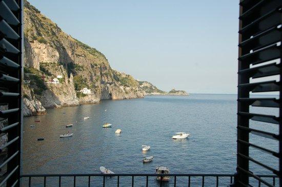 Hotel Onda Verde: balcony view