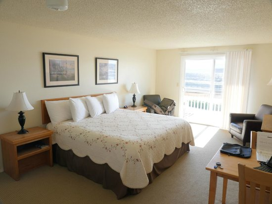 Silver Surf Motel: Room with a view