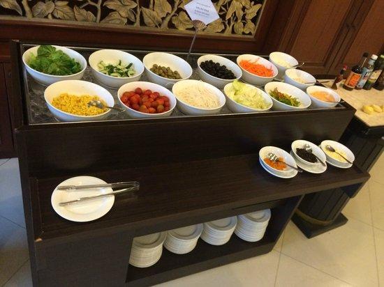 Arion Swiss-Belhotel Kemang Jakarta: Breakfast