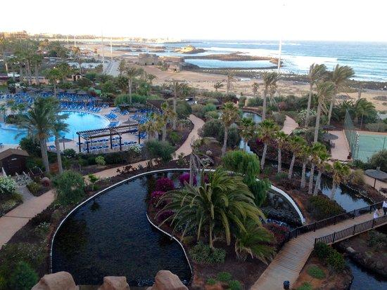 Hotel Elba Sara : desde mi habitación en Elba Sara