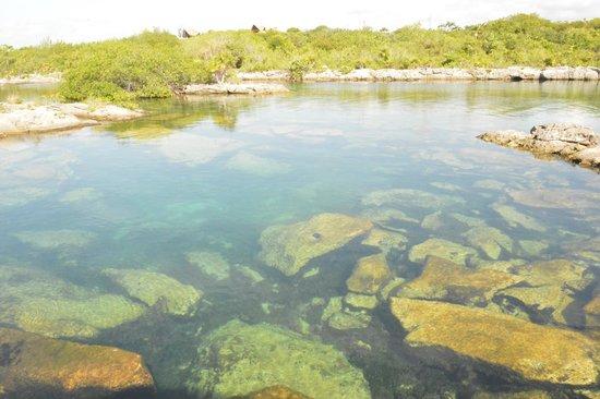 Yal-ku Lagoon: lago