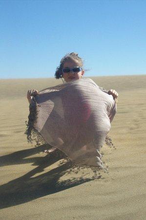 SENTIDO Gran Canaria Princess: LE DUNE DI MASPALOMAS