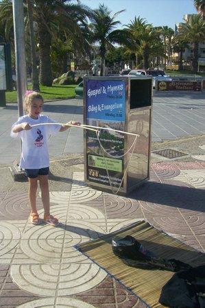 SENTIDO Gran Canaria Princess: FUORI DALL'HOTEL