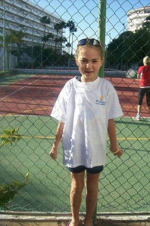 SENTIDO Gran Canaria Princess: CAMPO DA TENNIS NELL'HOTEL