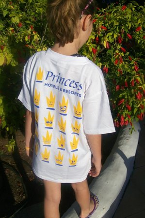 SENTIDO Gran Canaria Princess: LA MAGLIETTA DELL'HOTEL